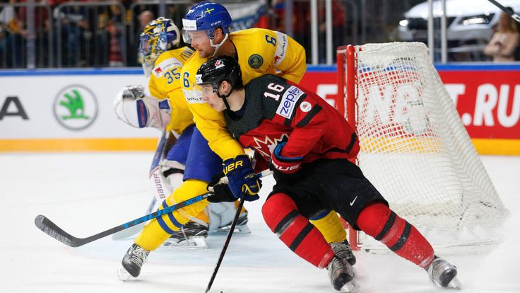 Penalty-Krimi bei Eishockey-WM - Schweden ist Weltmeister - Bild.de