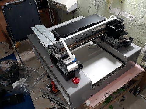 Pin By Oji On Dtg L800 Printer Cara