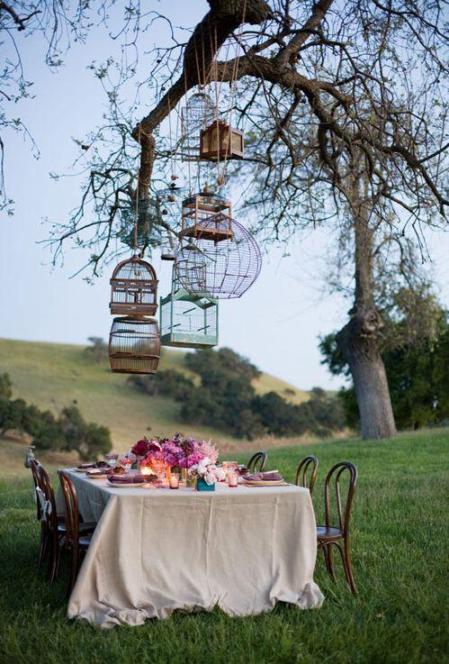 Festive Inspiration :: Outdoor Dining