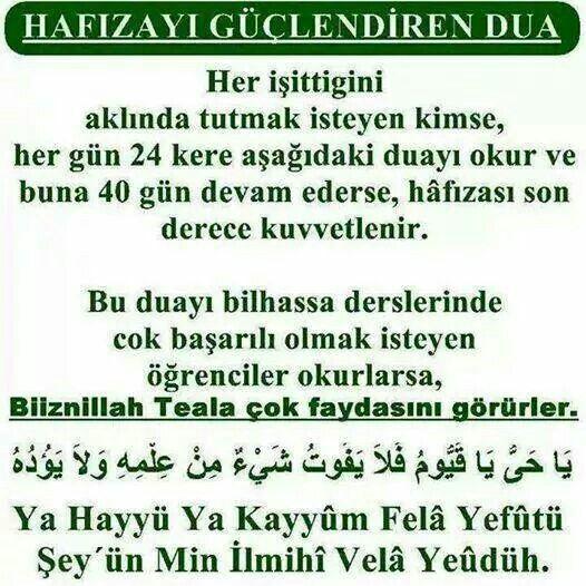 ALLAH'ım Sen Herkese Yardım Et Bana da..!