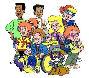 Burger King Kids Club! My favorite was Kid Vid! (the one with the cool hat and classes!)