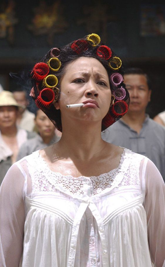 "What's with all the noise?!??! | ""Kung Fu Hustle (2004)"""