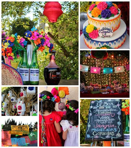 Mexican Themed Wedding Reception: 1000+ Images About Mexican Themed Bachelorette Party On
