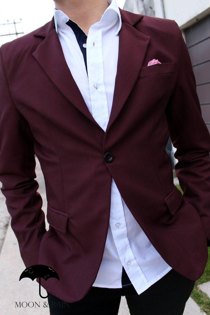 Diseños totalmente exclusivos de Moon & Rain por Tiendas Platino High Fashion Men, Mens Fashion, Blazers, Slim, Outfits, Fitness, Jackets, Style, Latest Fashion