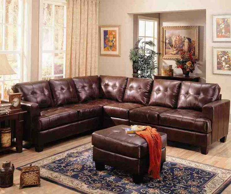 24 best leather living room set images on Pinterest | Leather living ...