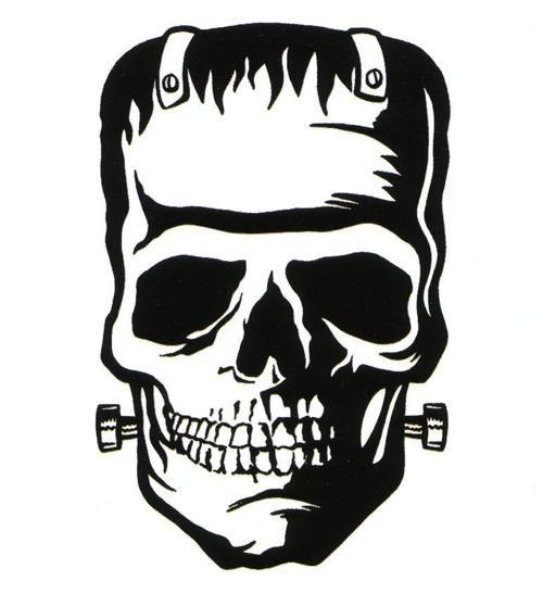 - #Frankenstein, #Bride, #Monster, #Zombie, #Horror, #Undead, #Halloween…