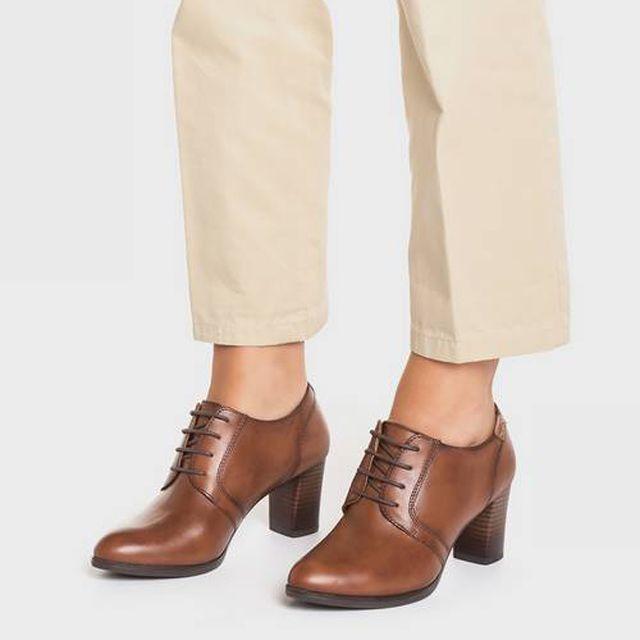 PIKOLINOS W3N 5705 VIENA Zapatos para mujer en color cuero
