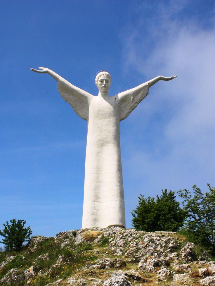 """Christ the Redeemer of Maratea"" in Maratea, Italy Luke18389, Wikipedia"