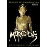 Metropolis (Restored Authorized Edition) (DVD)By Brigitte Helm