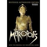 Metropolis (Restored Authorized Edition) (DVD)By Brigitte Helm