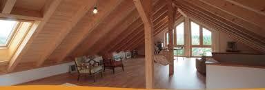 Bildergebnis für Dachgeschoss sichtbare Sparren Kniestock