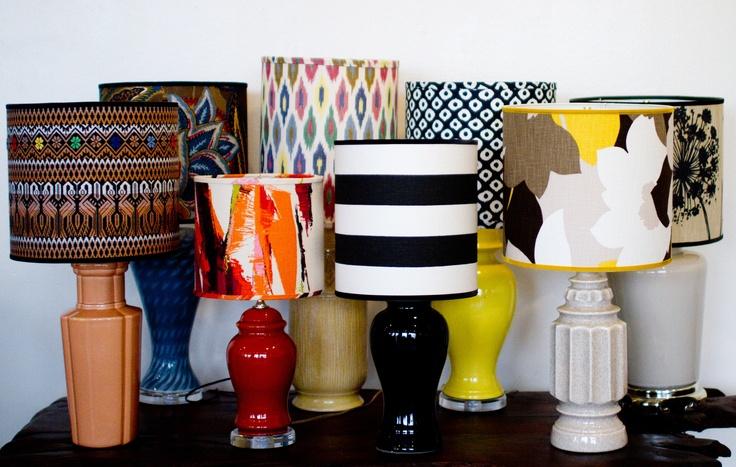 DIY: lampshades: Modern Interiors Design, Modern Home Design, Decor Ideas, Lamps Shades, Diy Lampshades, Design Sponge, Diy Gifts, Lamp Shades, Diy Projects