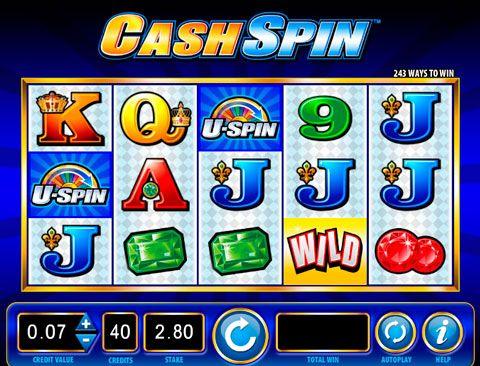 Играть в Cash Spin на реальные деньги Игровой автомат Cash Spin относится к интересным слотам разработчика Bally Technologies. Он предлагает игрокам казино Вулкан бонусы и другие захватывающие возможности для получения реальных денежных выплат. Автомат обладает реалистичной