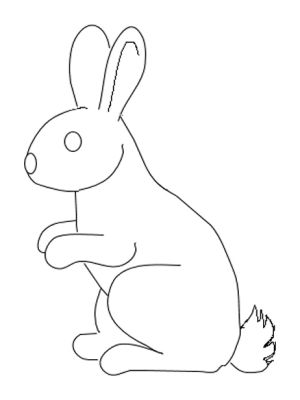 simple easter template - Google Search