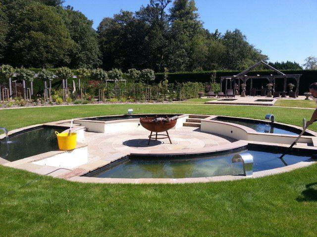 best 25+ wasserbecken garten ideas only on pinterest   poolwasser, Garten ideen gestaltung