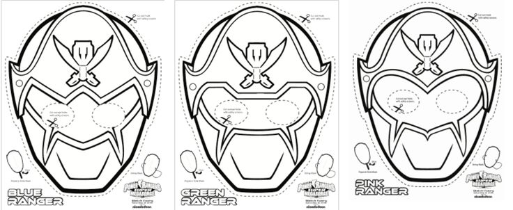 17 best ideas about power rangers mask on pinterest