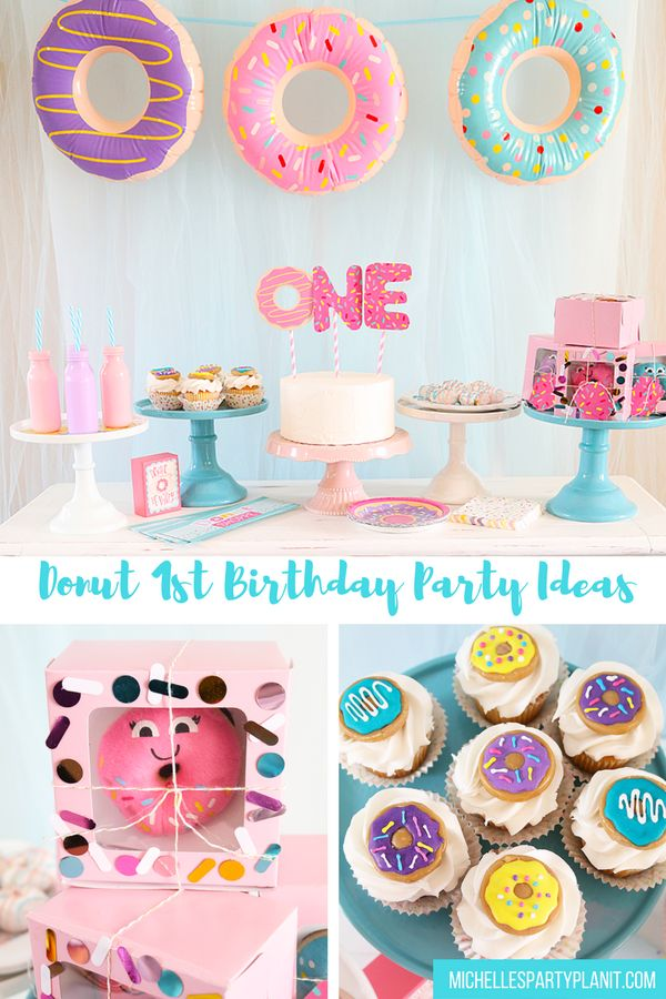 27 best First Birthday Party Ideas images on Pinterest Birthday