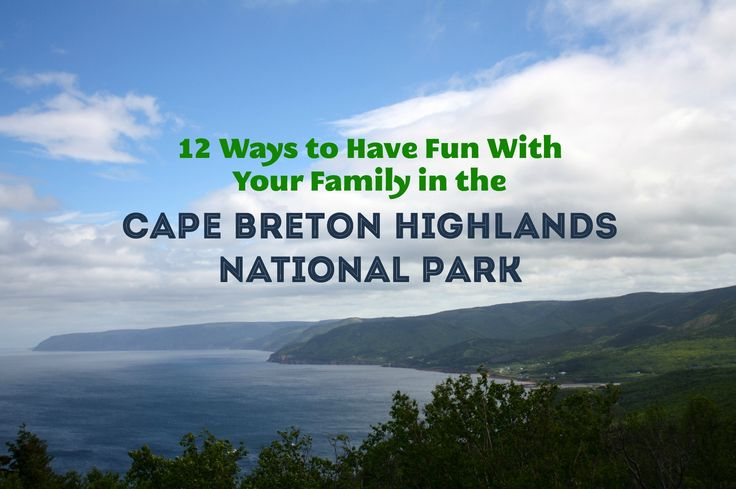 Cape Breton Highlands National Par