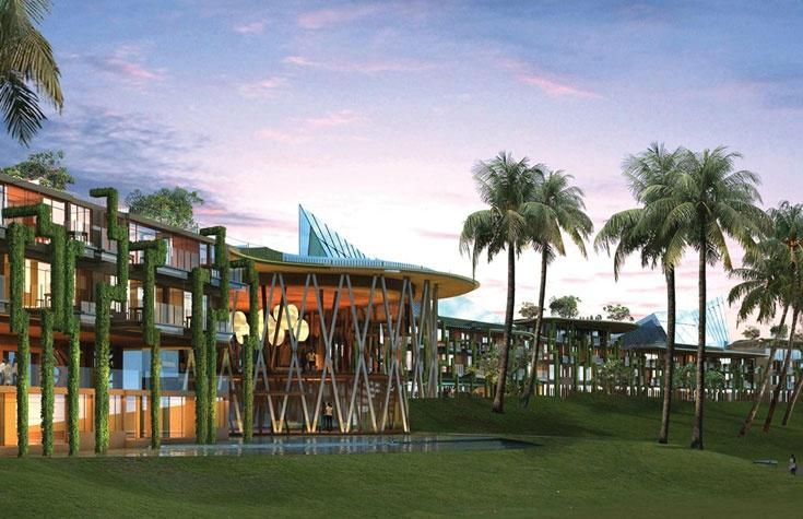 EATON Luxe   Pan Pacific Nirwana Bali Resort   Tanah Lot - Bali, Indonesia