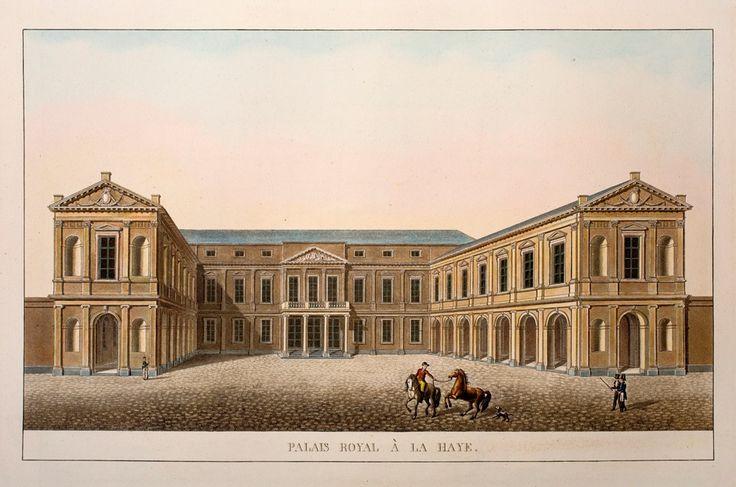 Palais Royal de Noordeinde, La Haye, Pays-Bas. / Paleis Noordeinde, Nederland.