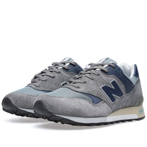New Balance M577ANG - Made in England '25th Anniversary' (Grey)