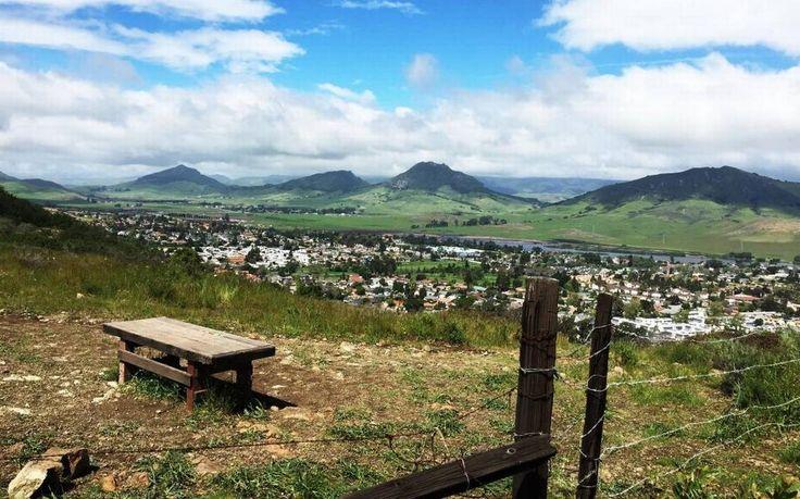 San Luis Obispo's #PixOnPeaks Hiking Challenge invites Instagram users to snap selfies at local spots including Irish Hills and Cerro San Luis.
