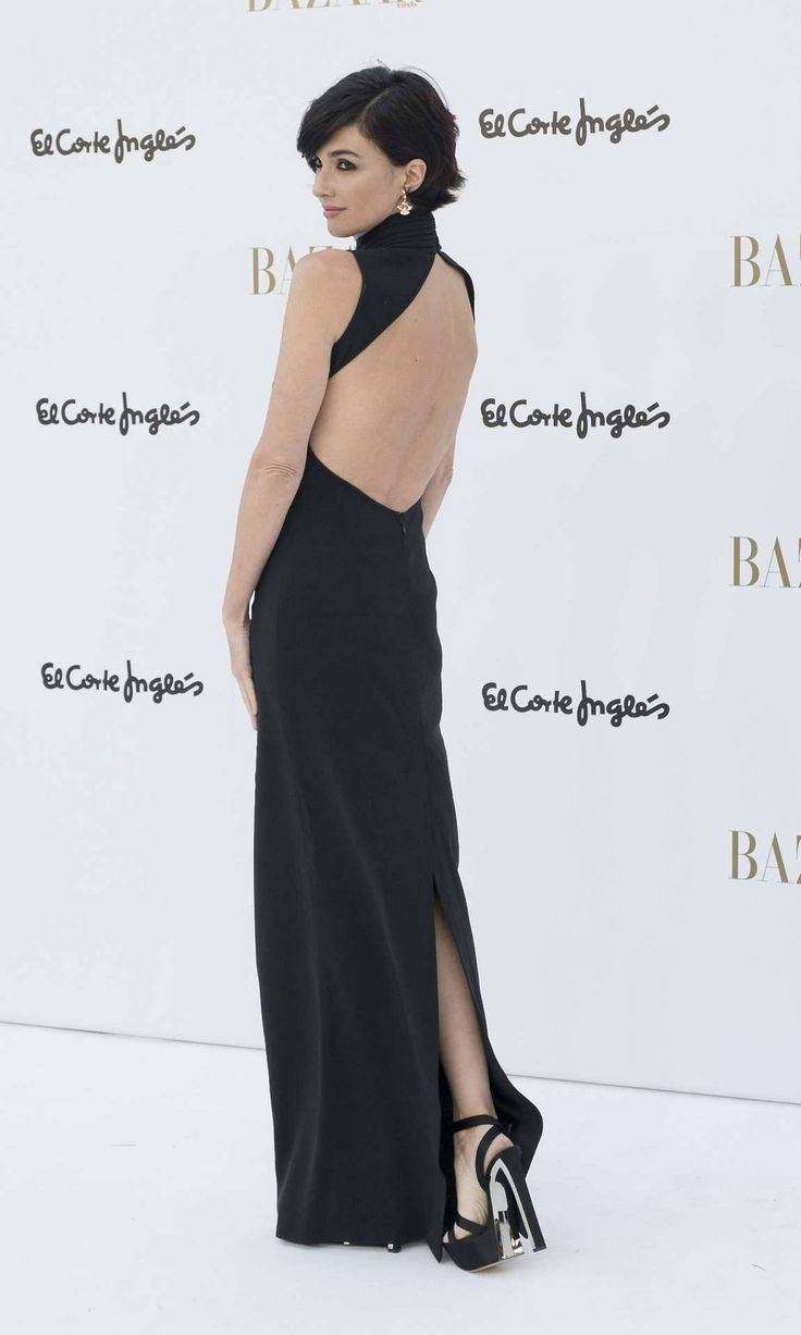 Paz Vega at the 150th Anniversary of Harper's Bazaar Party, Madrid (2017)
