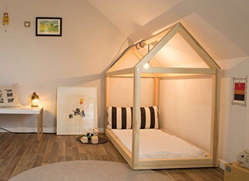 himmelbett spielhaus h usle s holz kinderzimmerei. Black Bedroom Furniture Sets. Home Design Ideas