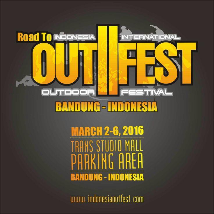 Indonesia International Outdoor Festival 2016