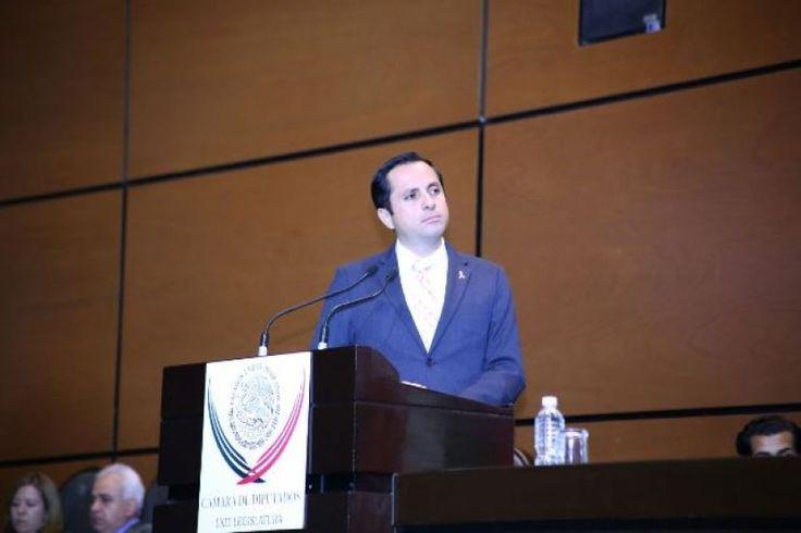 """""""Participa José Refugio Sandoval en comparecencia ante el Congreso del Secretario de Educación Pública, Aurelio Nuño""""."""