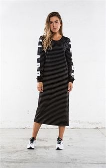 RESPECT LS MAXI DRESS-womens-Backdoor Surf