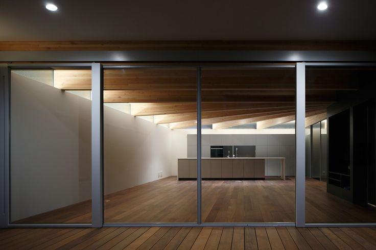 Lean-to House   WORKS   木下昌大建築設計事務所 / KINO architects