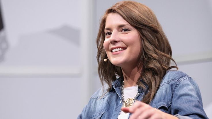 Grace Anne Helbig. I've never loved a person so much. She inspires me to be a better human being. And... Okay, let's not get too deep. Uhm, french fries!