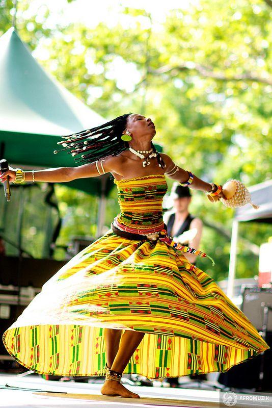 Fatoumata Diawara | Flickr - Photo Sharing!