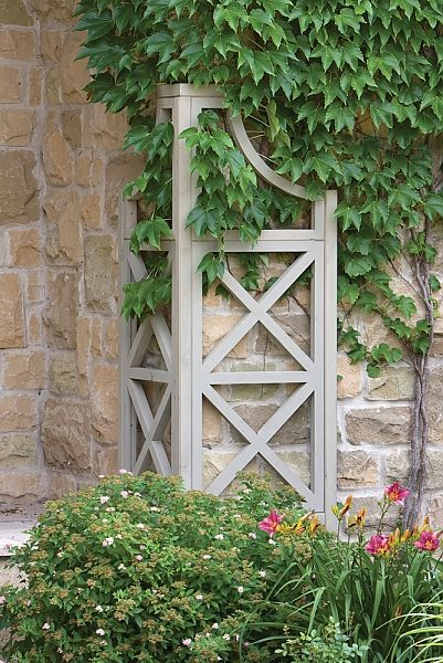Garden Corner Climber... can be bought here, elsewhere, or made.