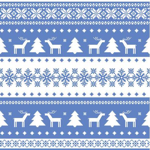 dog xmas jumper pattern