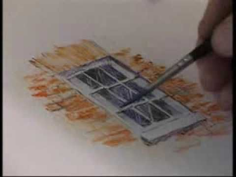 DVD - Watercolour Pencils with Tim Fisher - YouTube
