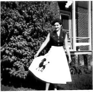 1950s Poodle Skirt
