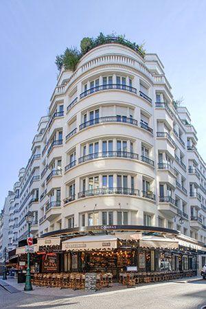 Paris 1er - Rue Montorgueil - Le Compas aujourd'hui.