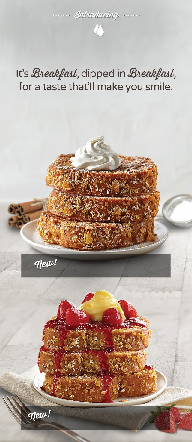 IHOP Double Dipped French Toast