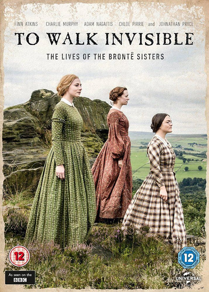 To Walk Invisible (Sally Wainwright, 2016) - A chronicle of the Bronte sisters battle to overcome obstacles and publish their novels, which would become some of the greatest in the English language.