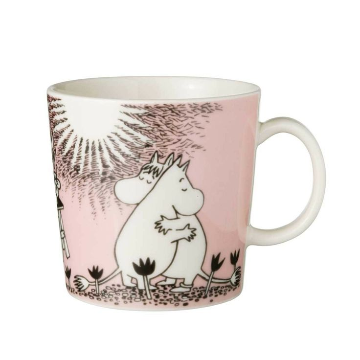 Moomin Love Mug by IIttala