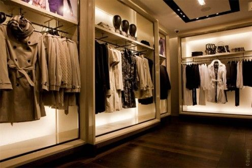 Boutique design boutique interior design chic boutique for Boutique decoration