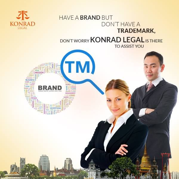 Get your brands trademarked in thailand know more about the Trademark Registration process in Thailand