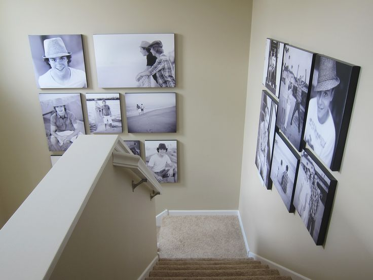 Best 25+ Stairway Wall Decorating Ideas On Pinterest | Stairway Walls,  Staircase Wall Decor And Stair Wall Decor