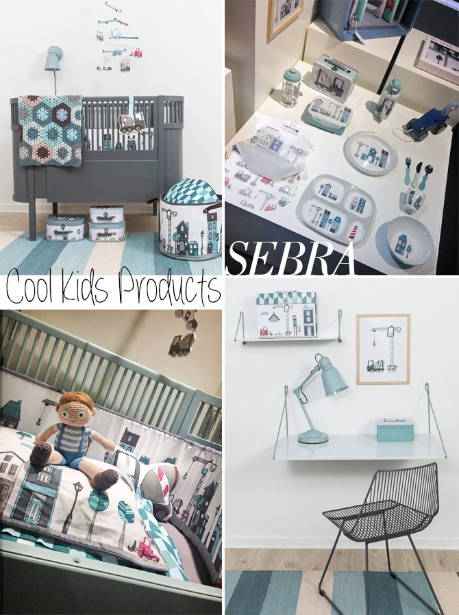 COOL KIDS PRODUCTS - sebra: Functionality, enchanting designs and beautiful use of colors are what Sebra is known for...