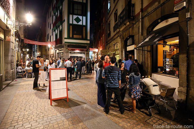 #CascoViejo #Bar #Pintxos #Tapas #Bilbao #Espagne #Espana #Spain