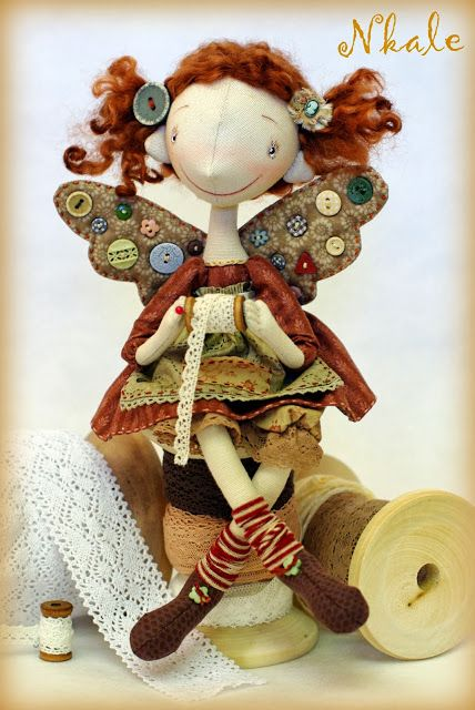 NKALE :-) Sewing fairy