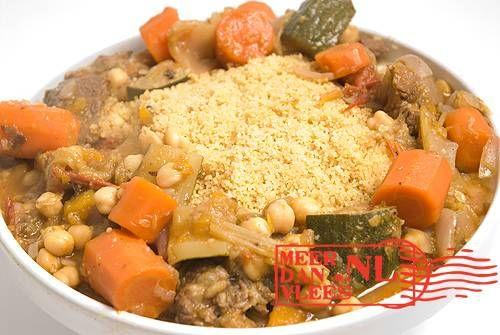 marokkaanse eten   Couscous Met Lamsvlees Uit Gabes recept   Smulweb.nl