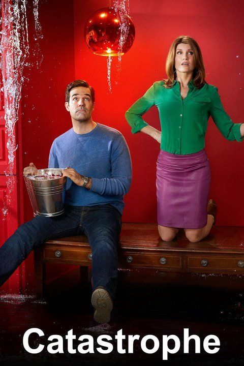 catastrophe - British comedy series on Amazon